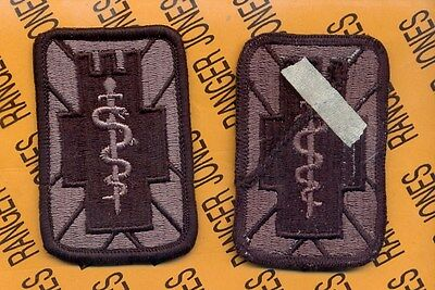 US Army 5th Medical Brigade ACU uniform patch