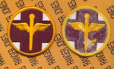 US Army 818th Medical Brigade dress uniform patch m/e