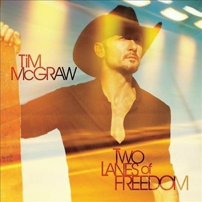 Tim Mcgraw : Two Lanes of Freedom CD