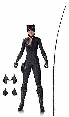 DC Collectibles Batman Arkham Knight Catwoman Action Figure