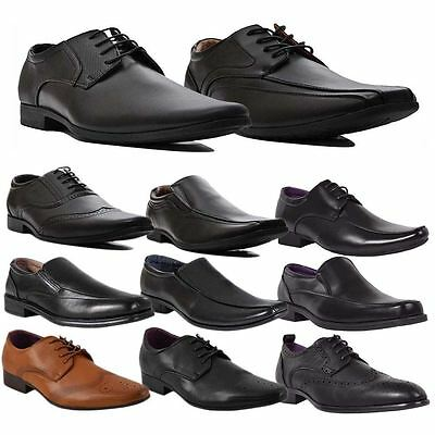 New Mens Italian Smart Office Wedding Shoes Dress Work Casual Formal Party Size