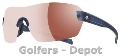 Adidas Brille a422 Arriba navy transparent matt 6052