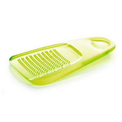 Dexam Mini Green Garlic Ginger Wasabi Grater Plastic Kitchen Tool Gadget Utensil