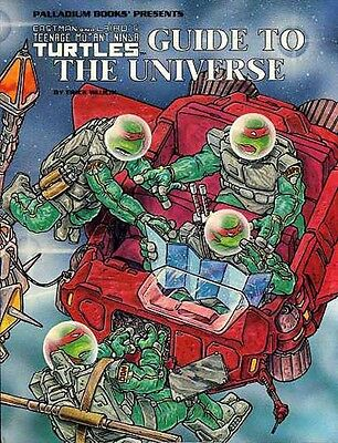 TMNT GUIDE TO THE UNIVERSE VF! Teenage Mutant Ninja Turtles Eastman and Laird's
