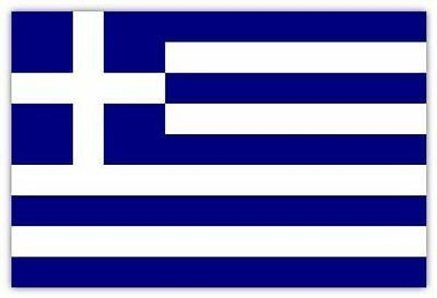 Greece National Flag 5x3ft