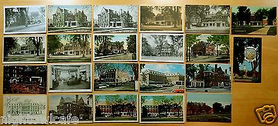 Lot of 22 Antique & Vintage Postcards ALL HANOVER INN, NH New Hampshire