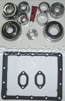 Gearbox Rebuild/Overhaul Kit for Ford Courier 4wd G6 2.6Ltr Petrol 5 Speed