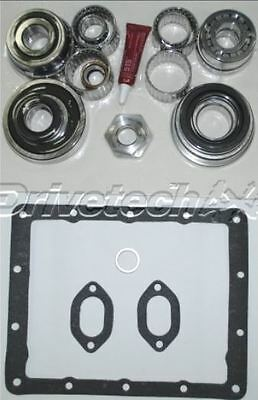 Gearbox Rebuild/Overhaul Kit for Ford Courier 4wd WL-T 2.5Ltr Turbo diesel 5 ...