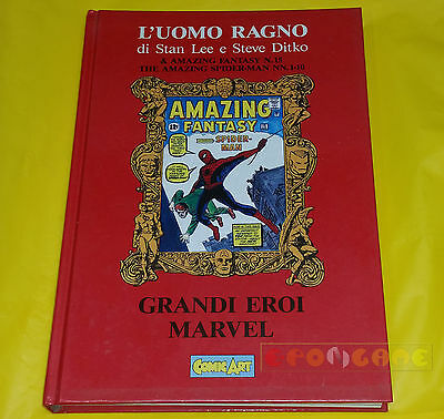 GRANDI EROI MARVEL VOL. 2 - L' Uomo Ragno n. 1-10 - Comic Art - 1990
