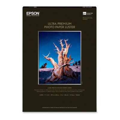 Epson S041406 Ultra Premium Luster Photo Paper