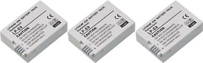 High Quality Generic Battery 4515B002 1120mAh 7.4V Lithium Ion - Canon Camera 3x
