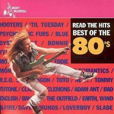 Various : Read The Hits / Best Of The 80's CD (1999)