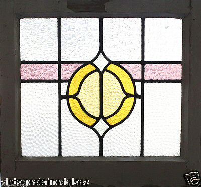 Antique Stained Glass Window Four color Design                            (2704)