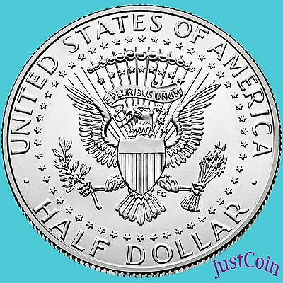 2016-D Kennedy Half Dollar Clad Uncirculated U.s.mint