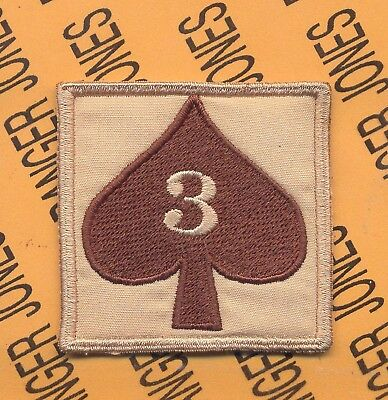 506 Infantry 4th Bde 101st Airborne HCI Helmet Cover patch F
