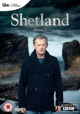 Shetland: The Complete Season Series 5 DVD New Sealed
