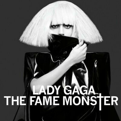 Lady Gaga : The Fame Monster [Deluxe Edition] CD
