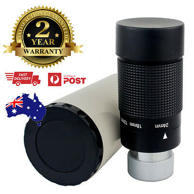 "8-24mm 1.25"" Zoom Eyepiece for Telescope Skywatcher Astronomy Celestron"