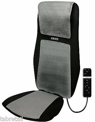 HoMedics SBM-600H-GB Shiatsu Ultimate Back and Shoulder Massager Heat Included