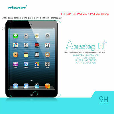 2019 New 9H Tempered Glass Screen Protector Film Guard For Apple iPad Mini 1 2 3