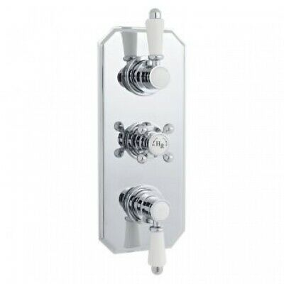 Hudson Reed Traditional 2 Way Concealed Thermostatic Shower Valve