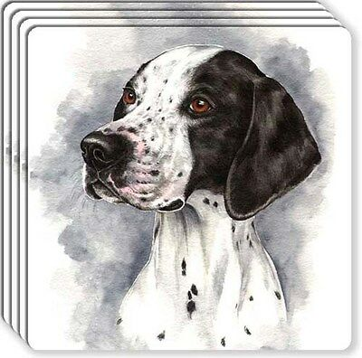 Pointer Rubber Coaster Set