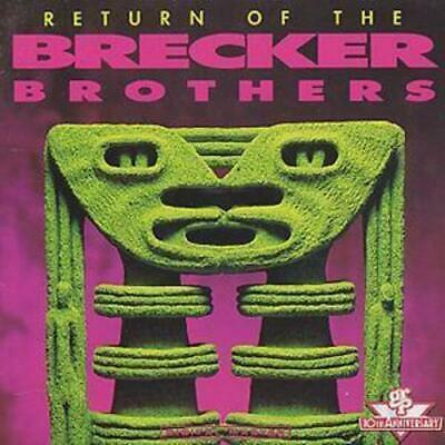 The Brecker Brothers : Return Of The Brecker Brothers CD (1998)