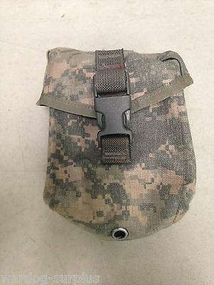 US MILITARY ARMY Usgi Ifak Improved First Aid Kit Medical Utility Pouch Acu  Gc