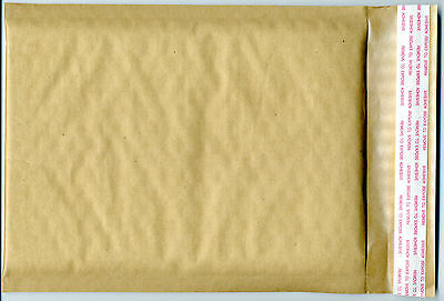 400 Pack Brown 179x220 Bubble Mailer Padded Bag Kraft Envelope DVD CD Access.