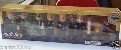 """Fallout 3 Vault Boy Series 3 Bobblehead 101 Collection 7 PACK 5"""", Medicine, Big"""