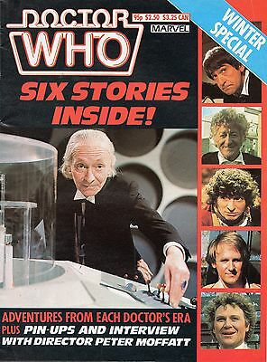 Dr Who Winter Special 1985