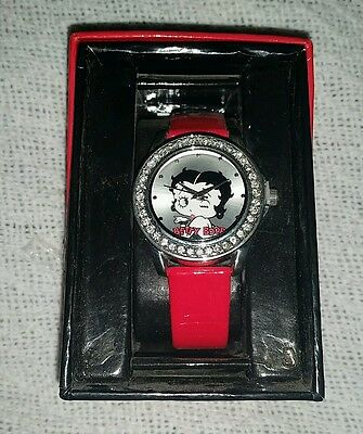 Betty Boop Watch New in Box