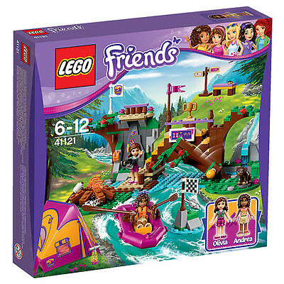 NEW LEGO Friends Adventure Camp Rafting 41121 Age: 6 - 12
