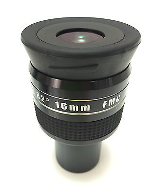 "EX William Optics 1.25"" 82 degrees UWA eyepiece for telescope - 16mm Ultra Wide"