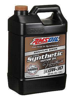 AMSOil Signature Series 0W30 100% Synthetic Oil AZO