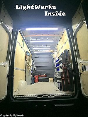 36 led panel auto innenraum beleuchtung 12v lampe taxi transporter camping wei. Black Bedroom Furniture Sets. Home Design Ideas