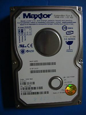 DRIVER UPDATE: MAXTOR 6Y120PO