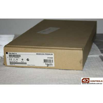 Modicon TSXRKY8 non-extendable rack - New Surplus Sealed