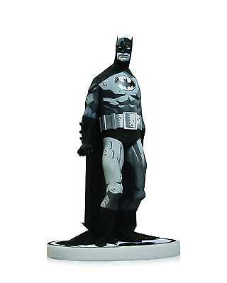 DC Comics Batman Black and White Statue By Mike Mignola