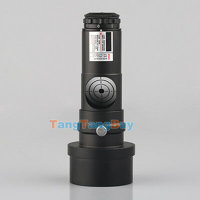 """7 Bright Level 1.25"""" Red Laser Collimator 2"""" Adaptor for Newtonian Telescopes"""