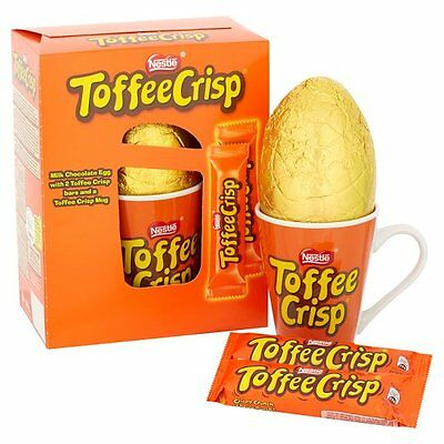 Nestle Toffee Crisp Mug Easter Egg 176g