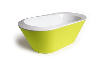 Hoppop Bato Plus Bath (Lime) Green Hoppop 32130047