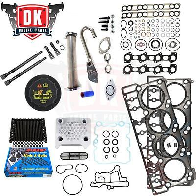 Stage 3 Solution Kit - 2003-2010 Ford 6.0L 6.0 Powerstroke Super Duty Diesel
