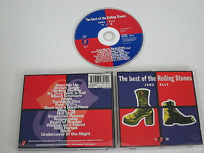 The Rolling Stones/jump Back - The Best Of(Virgin Cdv 2726) Cd Album