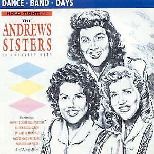 Andrews Sisters : Hold Tight Its the Andrew Sisters CD