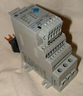 Allen Bradley DeviceNetE3 Plus Overload Relay 592-EC2BC Series A. 3-15 A - Used