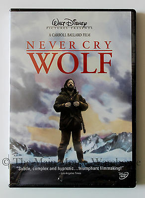 never cry wolf full movie