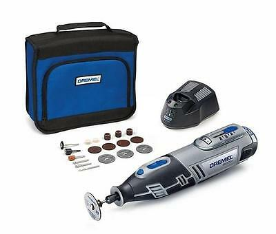 Dremel 8200-1/35 10.8 Volt Cordless Rotary Multi Tool With 50 Accessories