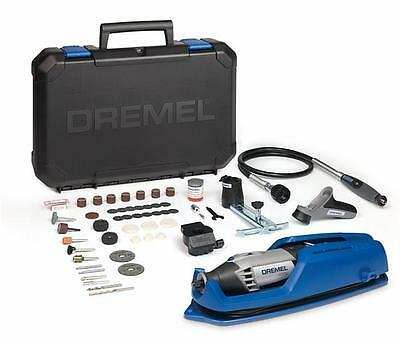 Dremel 4000-4/65 Ez Rotary Multi Tool With 65 Accessories + 4 Attachments
