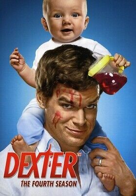 Dexter: The Fourth Season DVD
